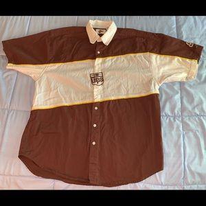 Other - Dale Jarrett UPS NASCAR Shirt